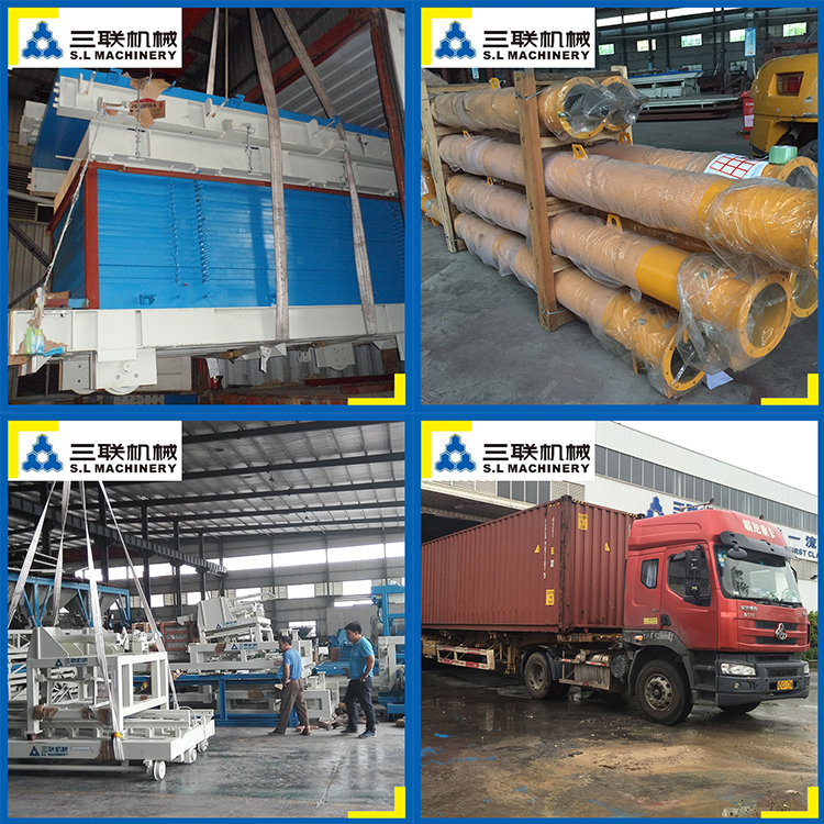 Wall Panel Machine Packing